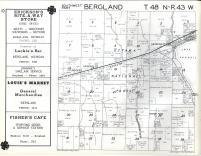 Bergland T48N-R43W, Ontonagon County 1959